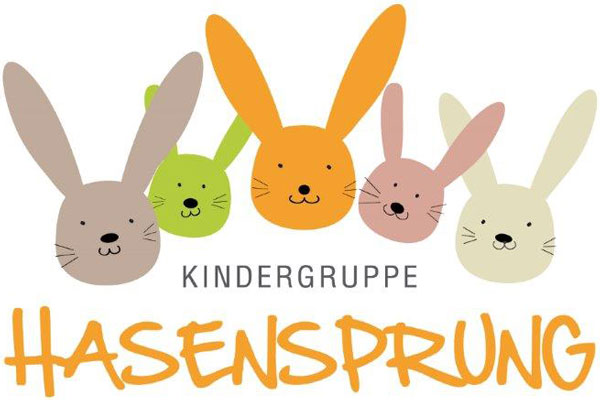 Kindergruppe Hasensprung Logo